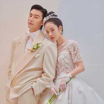 蒙娜丽莎婚纱摄影(广州店)